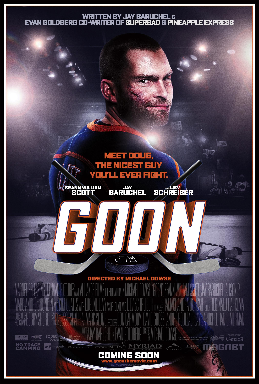 �goon� poster