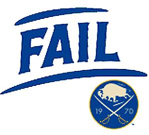 Buffalo Sabres fail