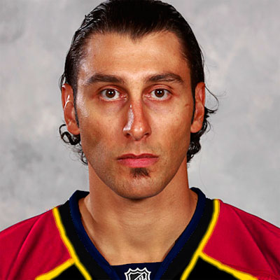 Roberto Luongo panthers