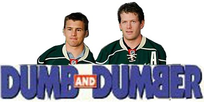 Zach Parise Ryan Suter