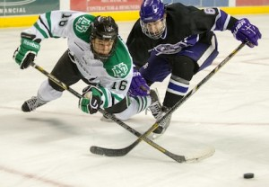 North Dakota Holy Cross hockey