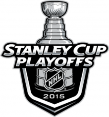 2015 Stanley Cup playoffs logo