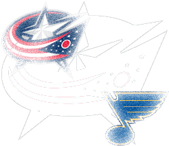 Blue Jackets Blues