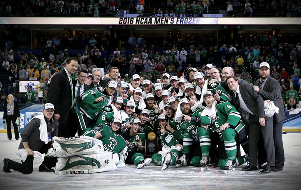 UND men's hockey